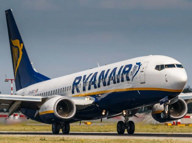 Sa banjalučkog aerodroma obavljen promotivni let Ryanaira za Geteborg - U zimskom redu dva puta nedeljno iz Banjaluke