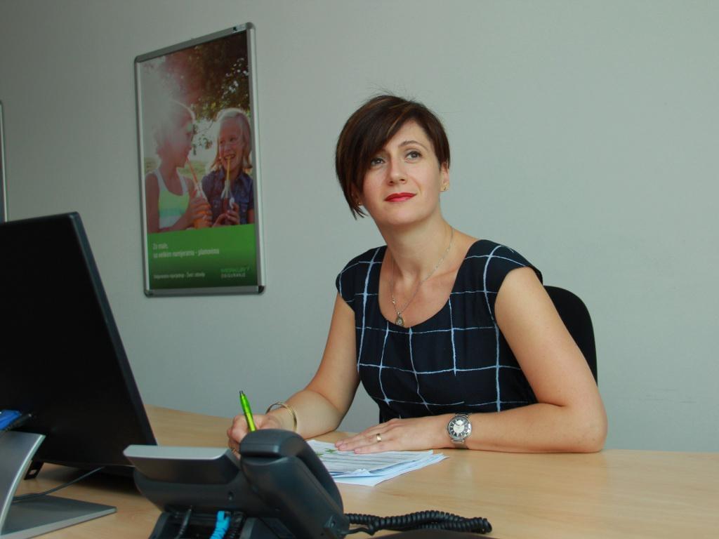 Sabina Mujanović, direktorka Merkur BH osiguranja - Moji ciljevi uvijek su jasno definisani