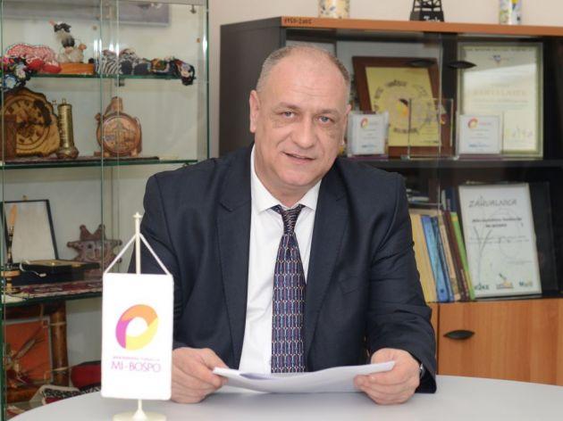Safet Husić, direktor MKF MI-BOSPO - Želimo biti vodeći u finansiranju ženskog preduzetništva