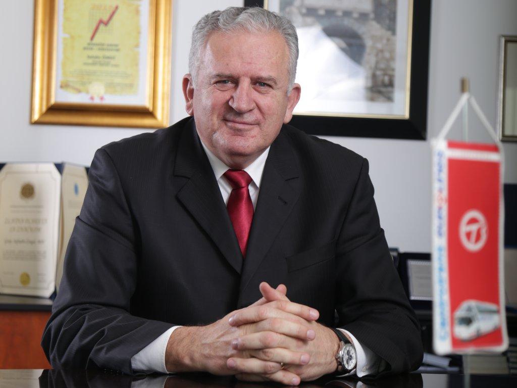 Safudin Čengić, generalni direktor Centrotrans Eurolines - Ne dozvolite sebi da ijedan dan budete na birou