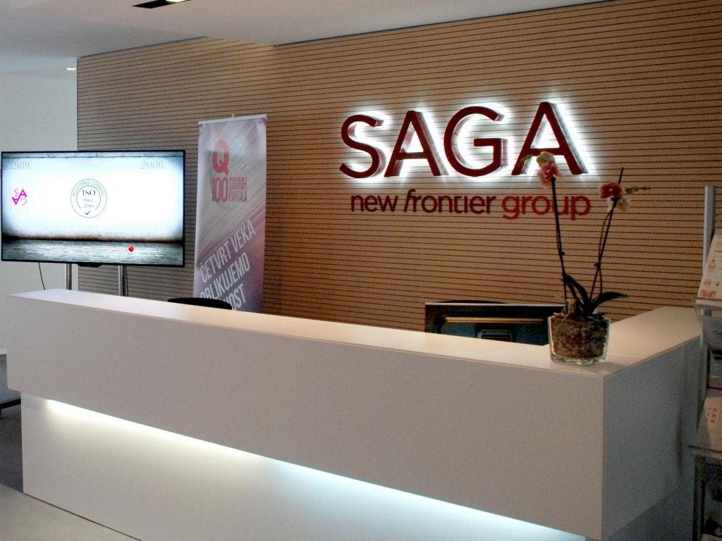 """Dobrodošli na """"Korzo tehnologija"""" - Kompanija """"Saga"""" na novoj adresi"""