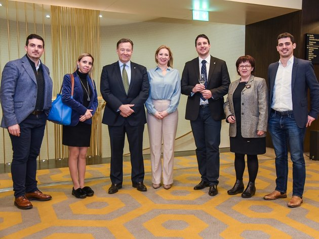 Serbia gets CFA Society and becomes member of CFA Institute global network