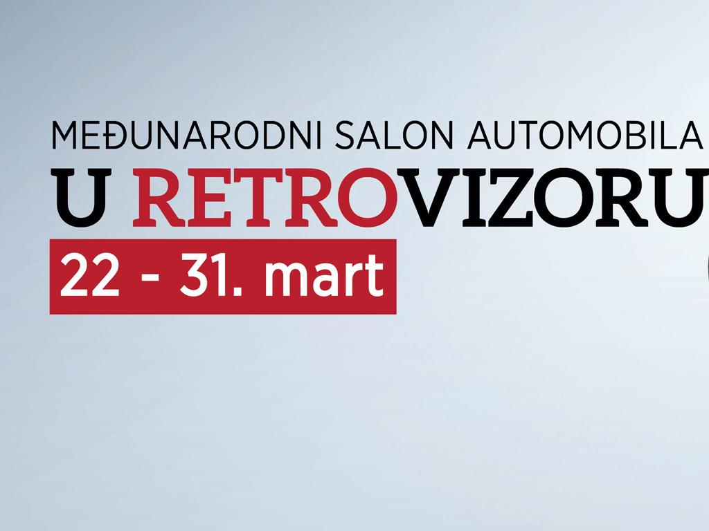 Međunarodni salon automobila i sajam motocikala od 22. do 31. marta na Beogradskom sajmu