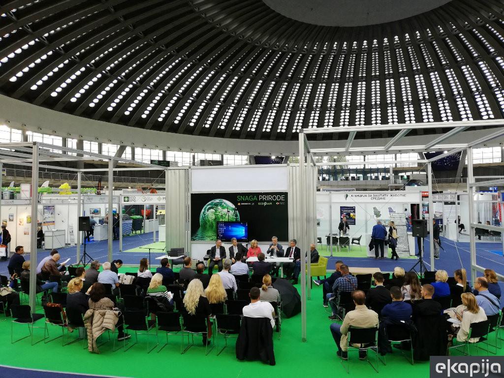 15. Međunarodni sajam energetike - Mehanizacija, proizvodi za odlaganje otpada i razvoj cirkularne ekonomije
