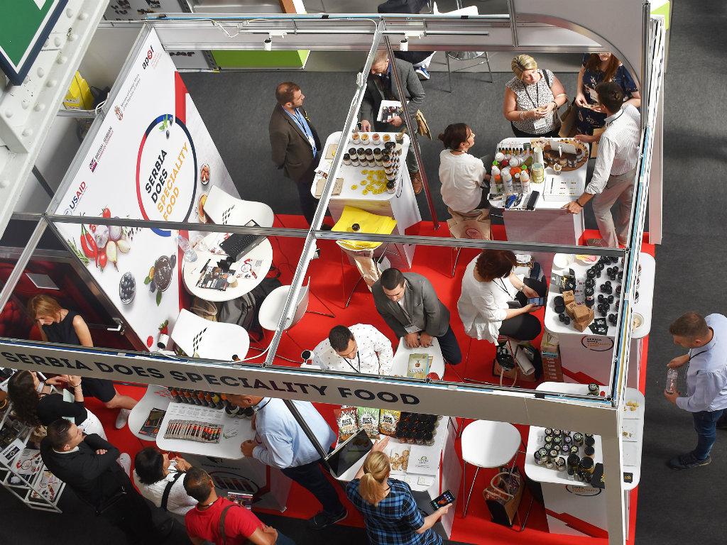 Srpski proizvođači visokokvalitetne hrane predstavili se na prestižnom sajmu u Londonu
