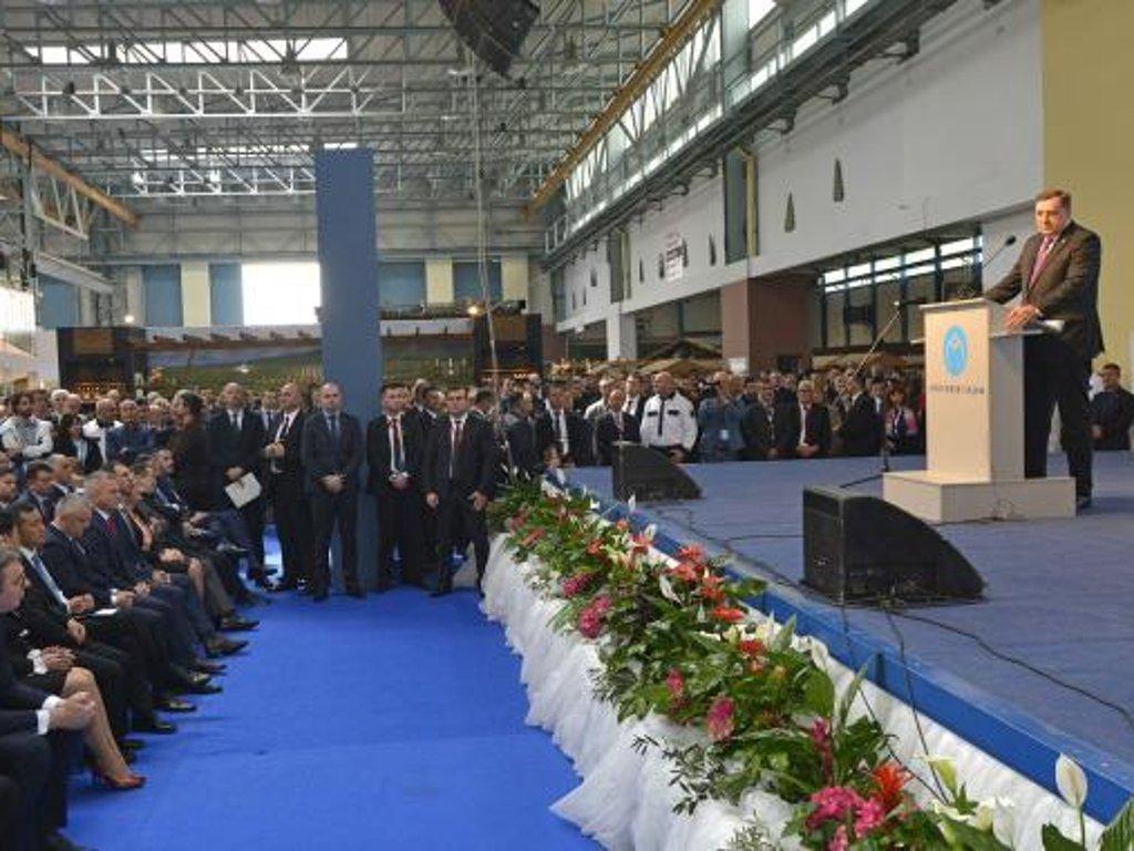 Otvoren sajam privrede u Mostaru - Do 13. aprila izlaže više od 860 firmi iz 27 zemalja