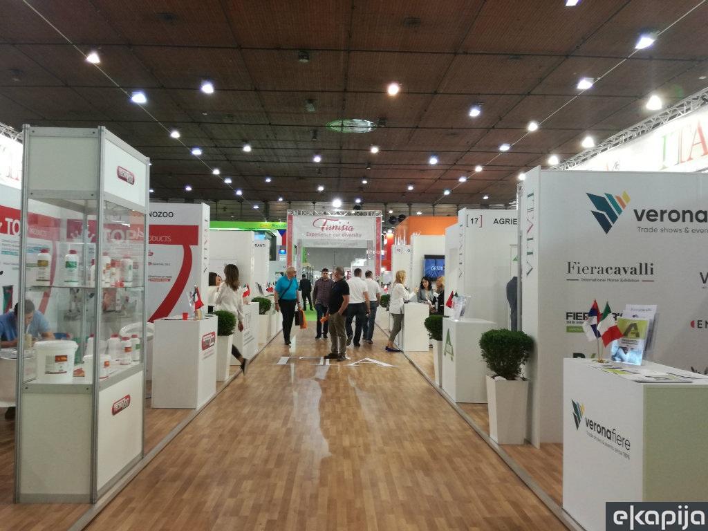 ITA okupila 28 italijanskih kompanija na Sajmu poljoprivrede u Novom Sadu (VIDEO)