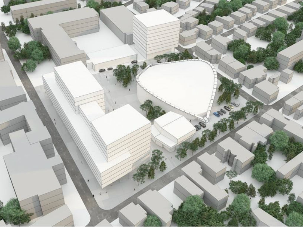 Leskovačka Šajkača zadržava prepoznatljiv oblik - Otvaranje Sajam Shopping Centra u oktobru 2020.