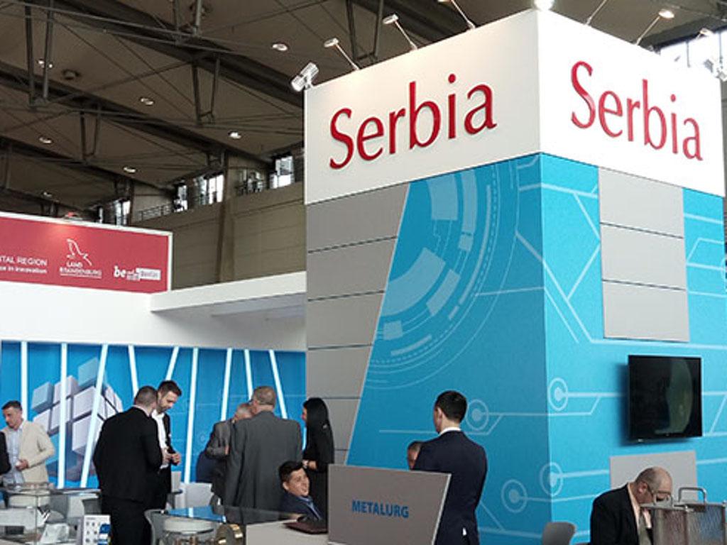 Osam srpskih kompanija na Međunarodnom sajmu tehnike Hannover Messe 2017