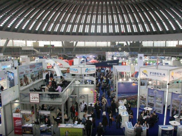 Četiri sajma u četiri dana na Beogradskom sajmu - Od 21. do 24. februara Sajam turizma, HORECA-OPREMA, BeoWine i Sajam suvenira