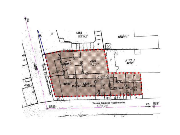 Na Salajci u planu izgradnja - Potrebna izmena i dopuna Plana detaljne regulacije