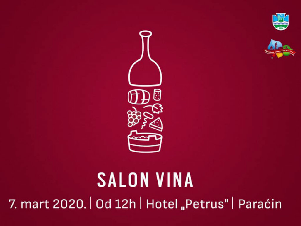 Paracin Wine Salon to gather around 70 wineries from Serbia and the region
