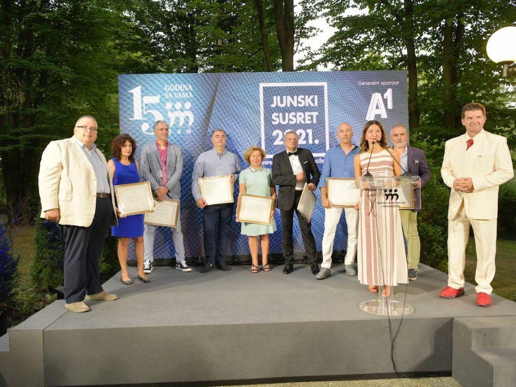 Srpska asocijacija menadžera otpočela sa obeležavanjem 15 godina poslovanja tradicionalnim Junskim susretom menadžera