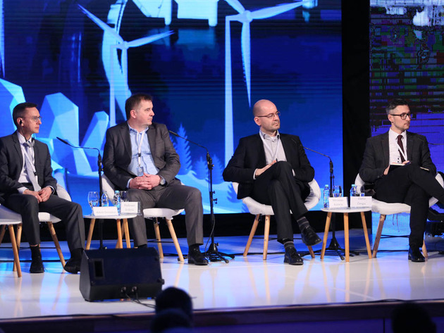 Predstavnici KfW-a, ERS-a, Aspiro grupe i EBRD-a u Trebinju