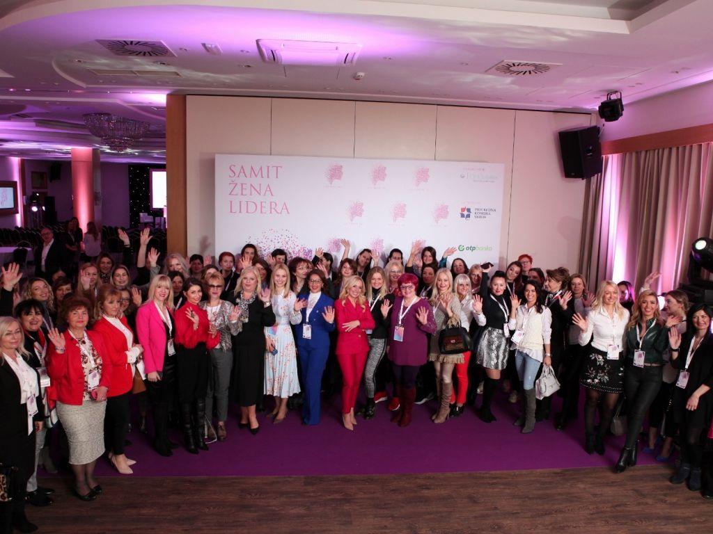 Samit žena lidera na Belom dvoru - Veče za inspiraciju, povezivanje i sinergiju