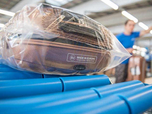 Koferi iz Mađarske za ceo svet - eKapija u novom Samsonite pogonu u Szekszardu (FOTO)