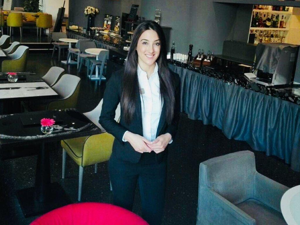 Sandra Davidović, restoran i banket menadžer hotela Jump Inn - Strani turisti vole da dožive destinaciju i kroz gastronomiju