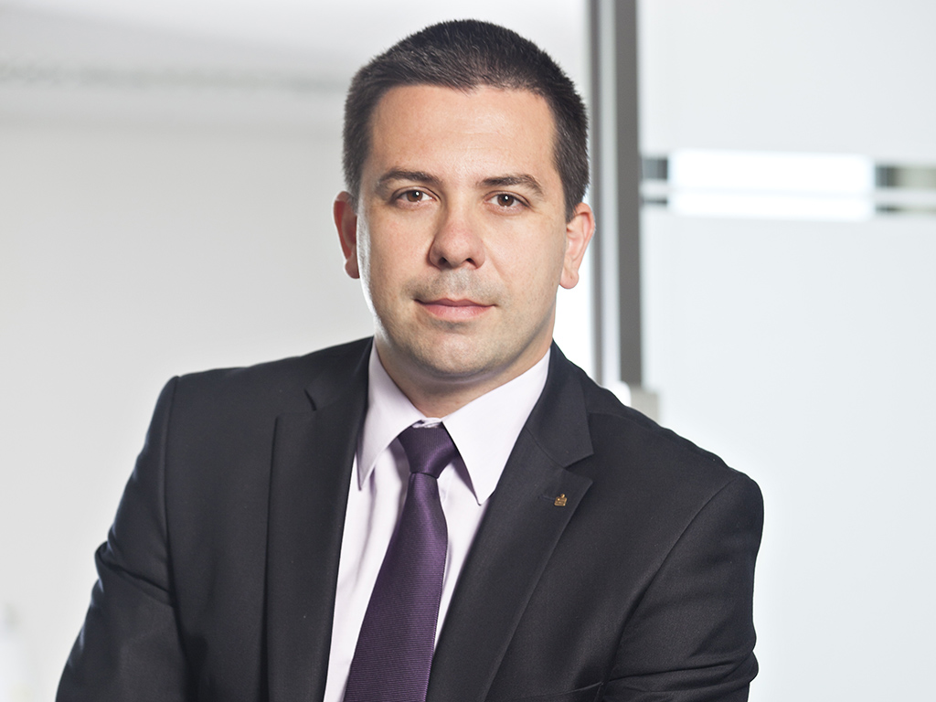 Sanel Kusturica, direktor Sparkasse bank - Obraz nema cijenu