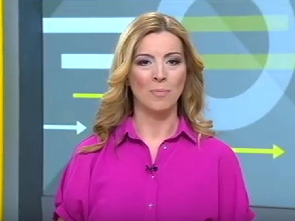 Sanja Dragićević Babić, voditeljka - Imam ja još da zrim