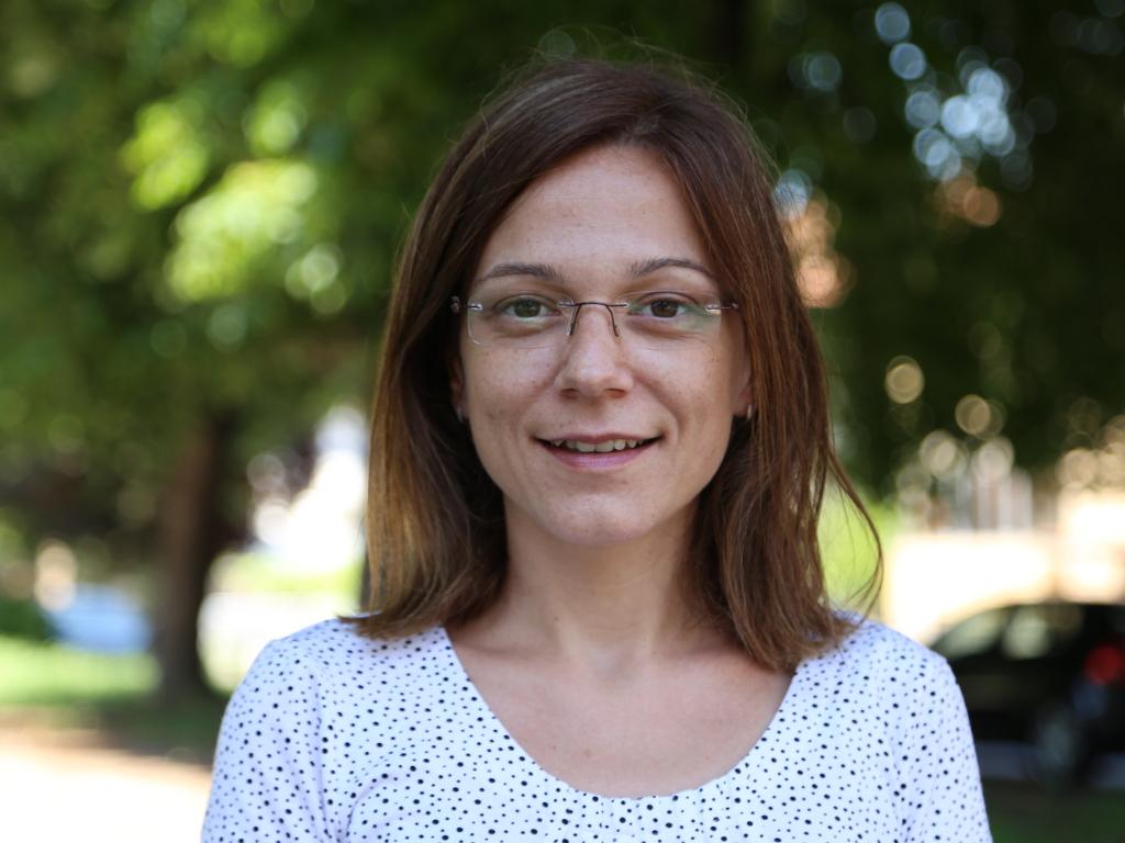 """Sanja Milosavljević, vlasnica radionice za izradu domaćih testenina Moje gnezdo - Duh Italije iz """"mamine"""" kuhinje"""