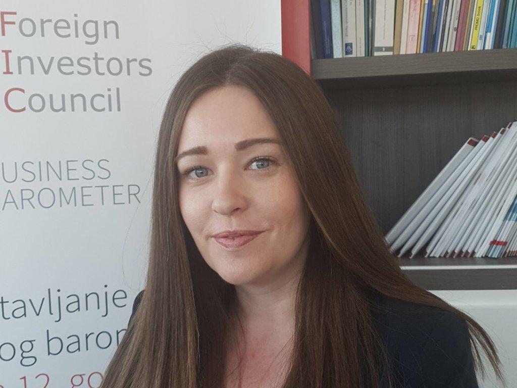 Sanja Miovčić, izvršna direktorica Vijeća stranih investitora BiH - IFTDO će u Sarajevu povezati HR profesionalce iz cijelog svijeta