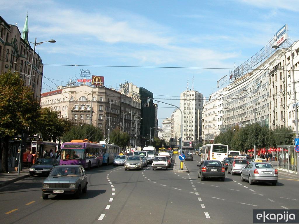 Grad Beograd prodaje poslovni prostor na Terazijama - Početna cena oko 1,4 mil EUR