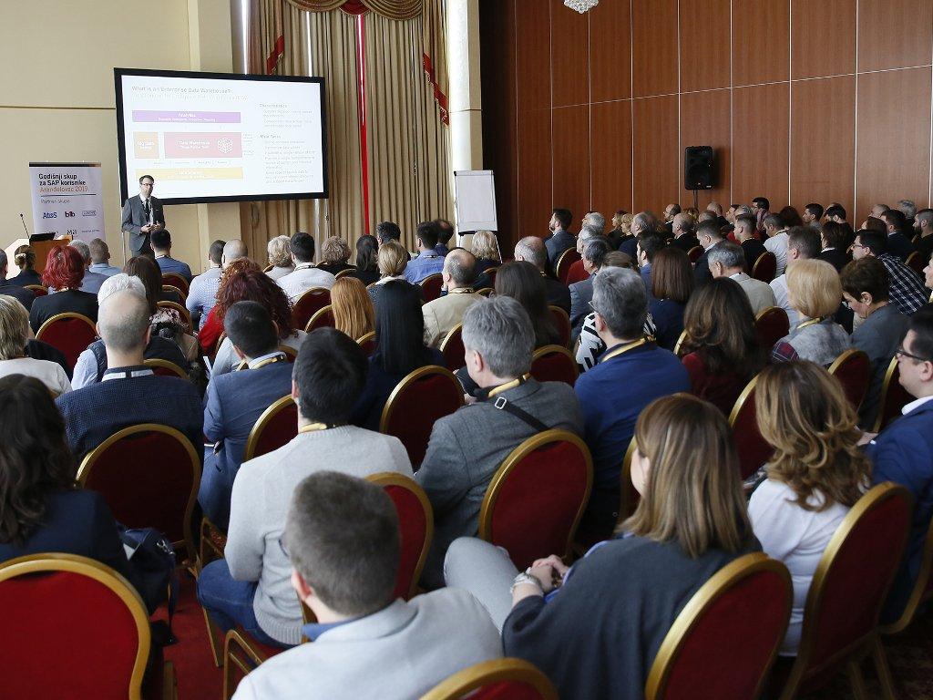 SAP predstavio inovativna softverska rešenja - Održan godišnji korisnički skup u Aranđelovcu