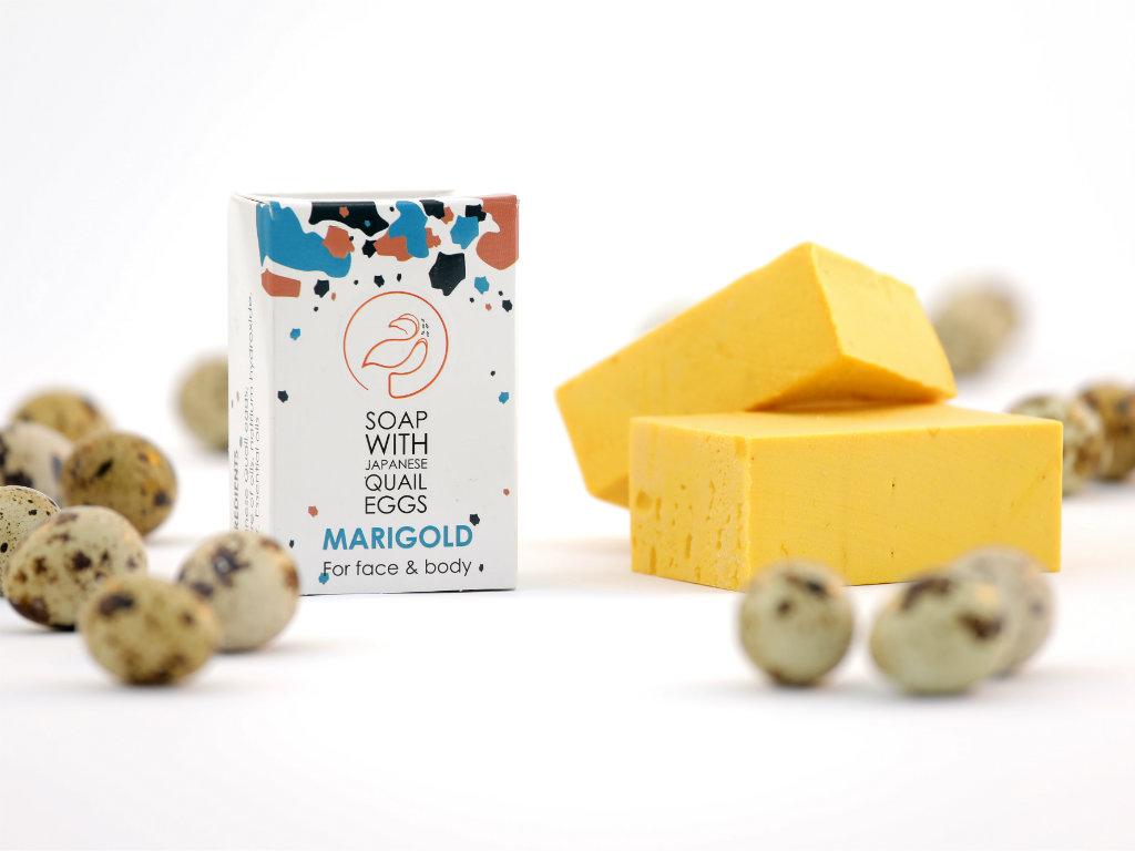Proizvod jedinstven u svetu stiže sa farme kod Vršca - Tanoshinde sapuni sa jajima japanske prepelice osvajaju tržište