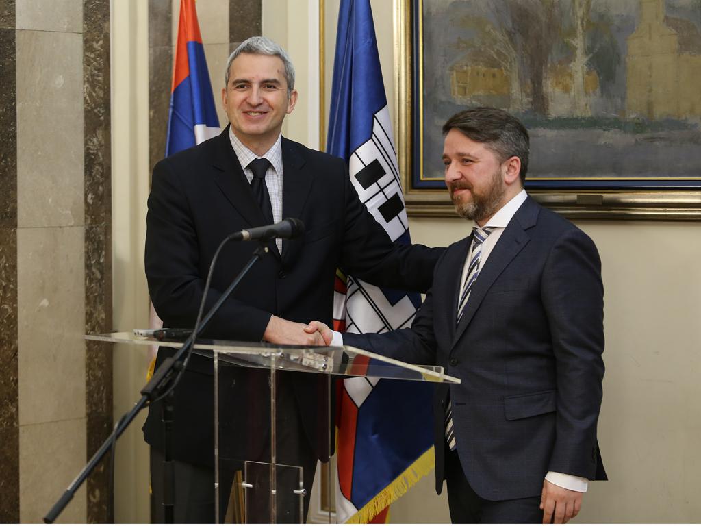 Grad Beograd i kompanija Lukoil potpisali sporazum o saradnji