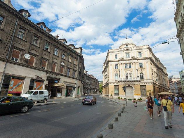 Energopetrol prodaje poslovnu zgradu u centru Sarajeva za 5,43 mil KM