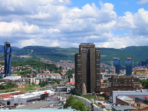 Odobren plan gradnje tri nebodera od 19 i 16 spratova kod zgrade Energoinvesta