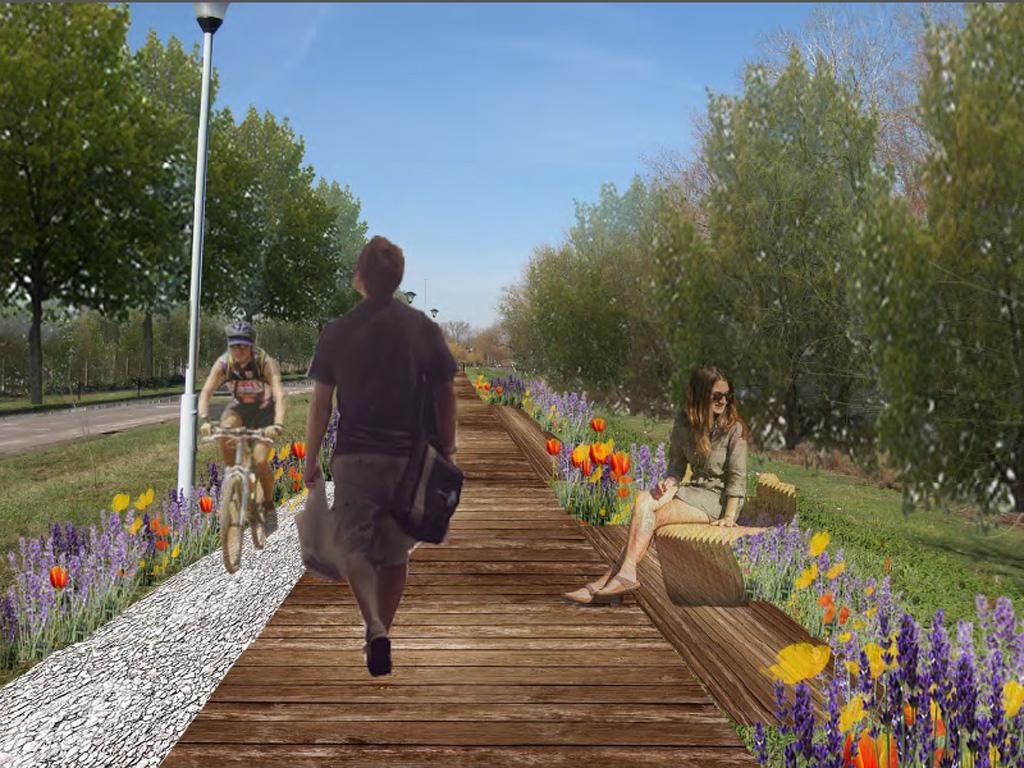 Budući izgled Sava Parka na oko 300 hektara