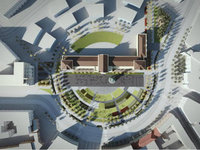 Urban planning project for Sava Square changed