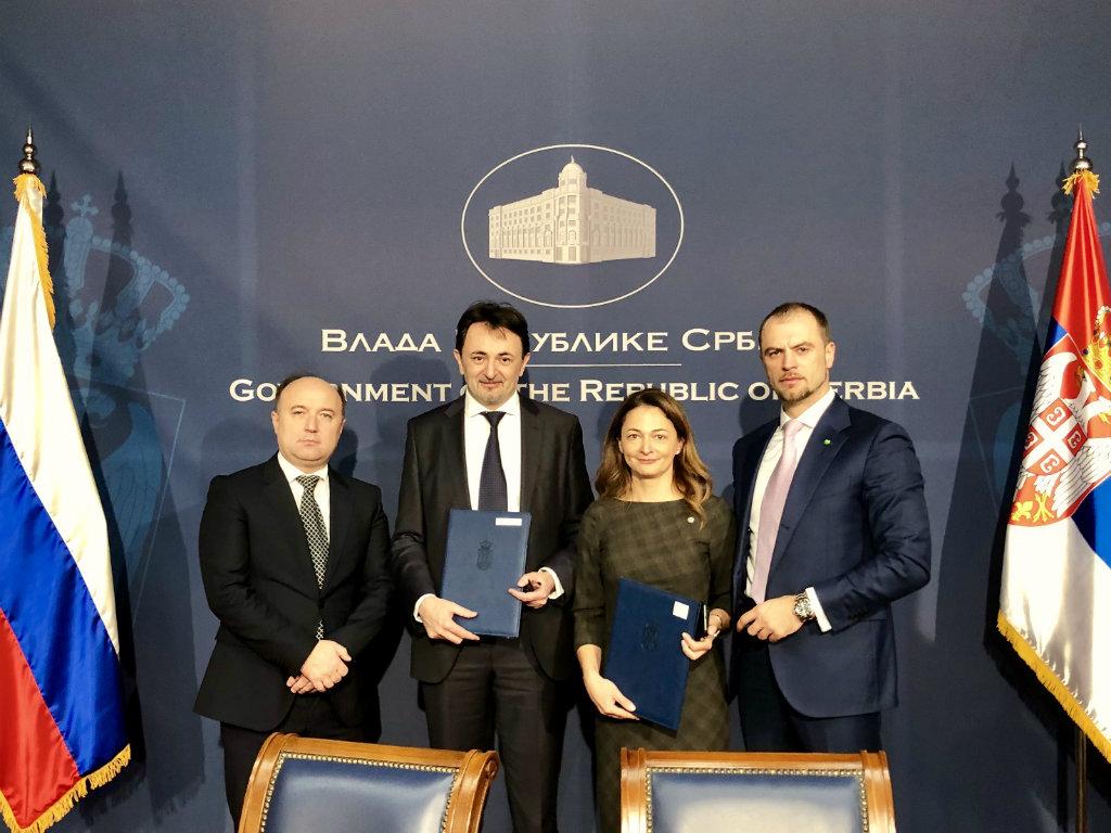 """Telekom Srbija i Sberbank Srbija potpisali memorandum o saradnji - Deo akcije """"Milion"""""""