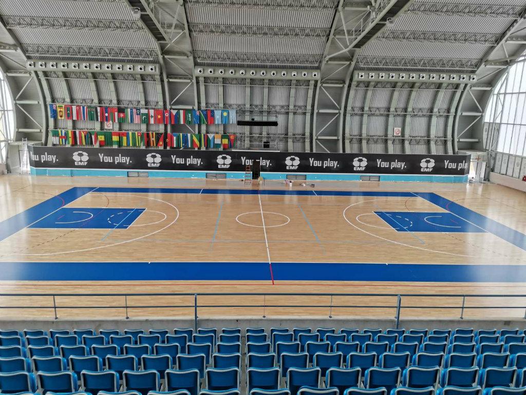 Beogradska kompanija Musculus opremila je savremenom opremom sportske hale na crnogorskom primorju