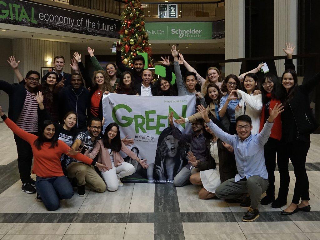 Schneider Electric pokrenuo kampanju Go Green in the City 2019 - Rok za prijave 25. maj