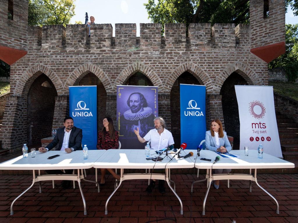 UNIQA osiguranje ponovo uz dramski događaj sezone - Radost i vedrina na 7. Šekspir Festivalu