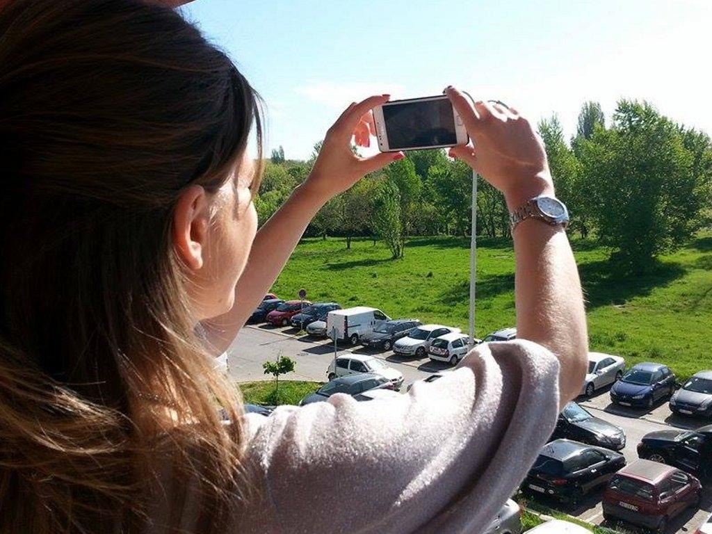 Selfie kao znak usamljenosti