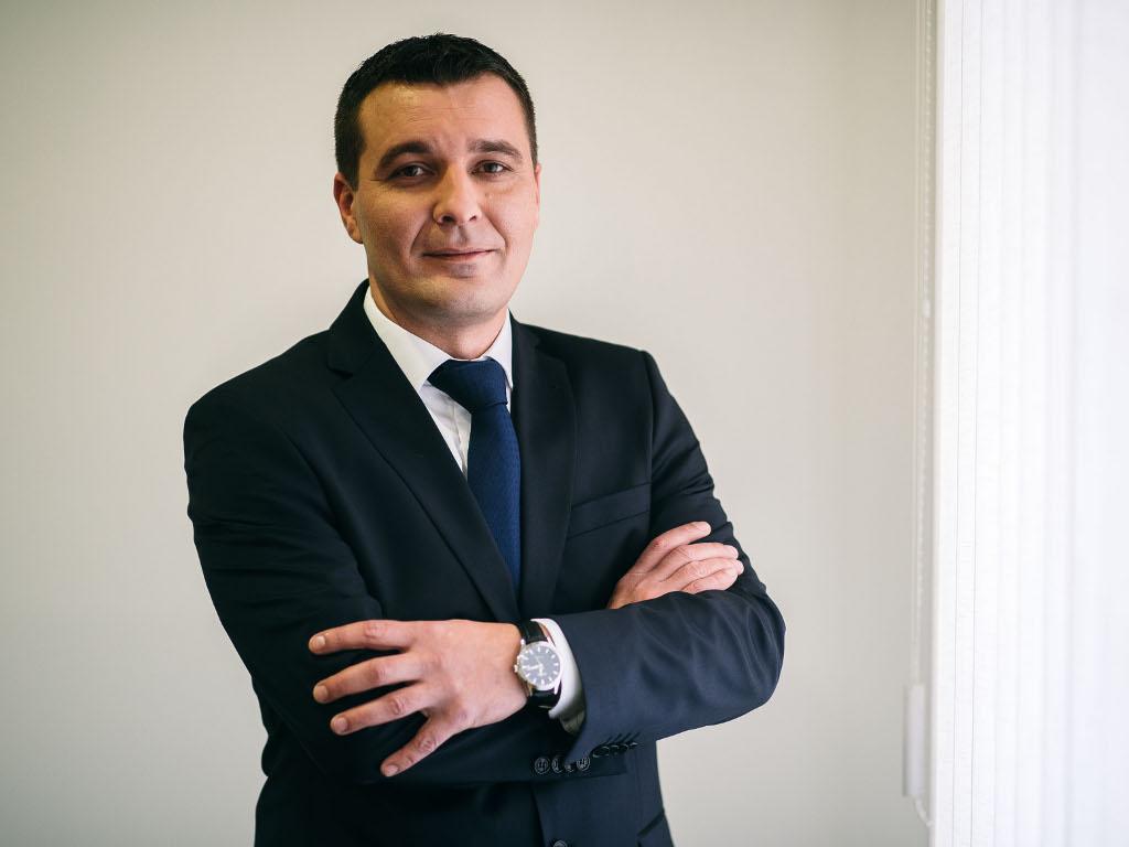 Senad Redžić, direktor NLB Banke Sarajevo - Kredite smo prilagodili potrebama privrednika