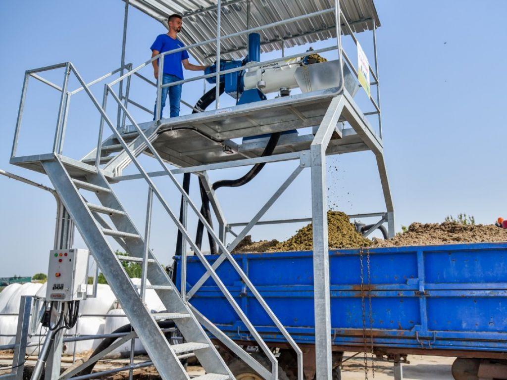 Savremeni sistem za separaciju stajskog đubriva - Proizvodnja mineralnog đubriva, energenata, prostirke