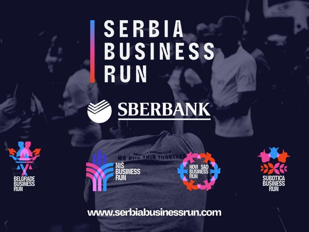 """Pod sloganom """"Novi optimizam"""" najveći tim bilding događaj u Srbiji ponovno okuplja zaposlene - Sberbanka je zvanična banka serije u 2021."""