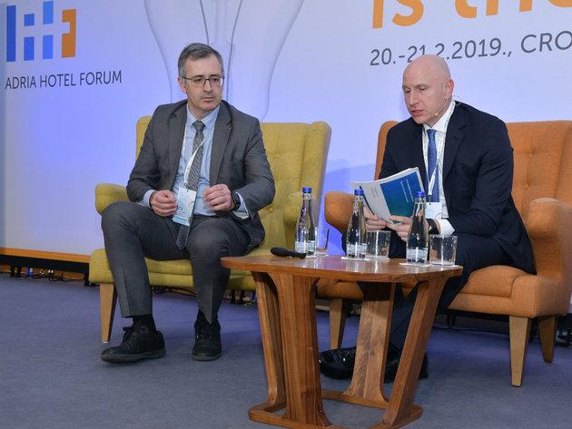 Sergej Gurijev i Slavko Carić