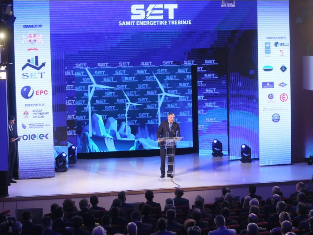 Energetska tranzicija prilika je za energetsku demokratiju - Koje će biti glavne teme Samita energetike Trebinje