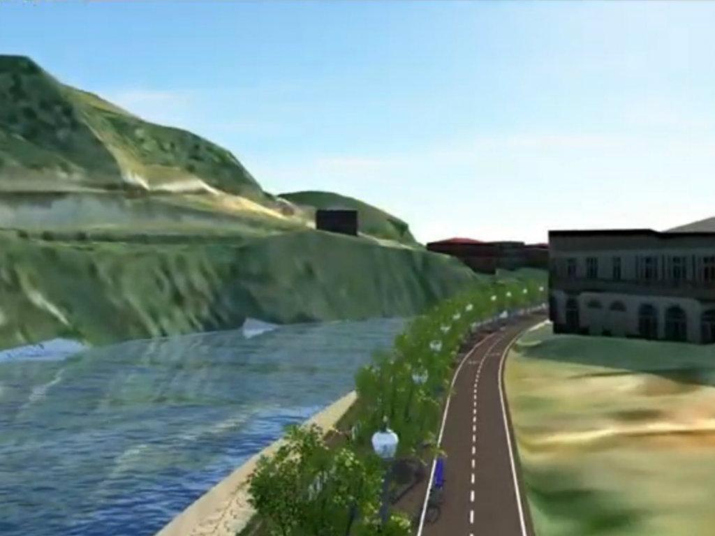 Bijelo Polje dobija moderno šetalište uz Lim (VIDEO)