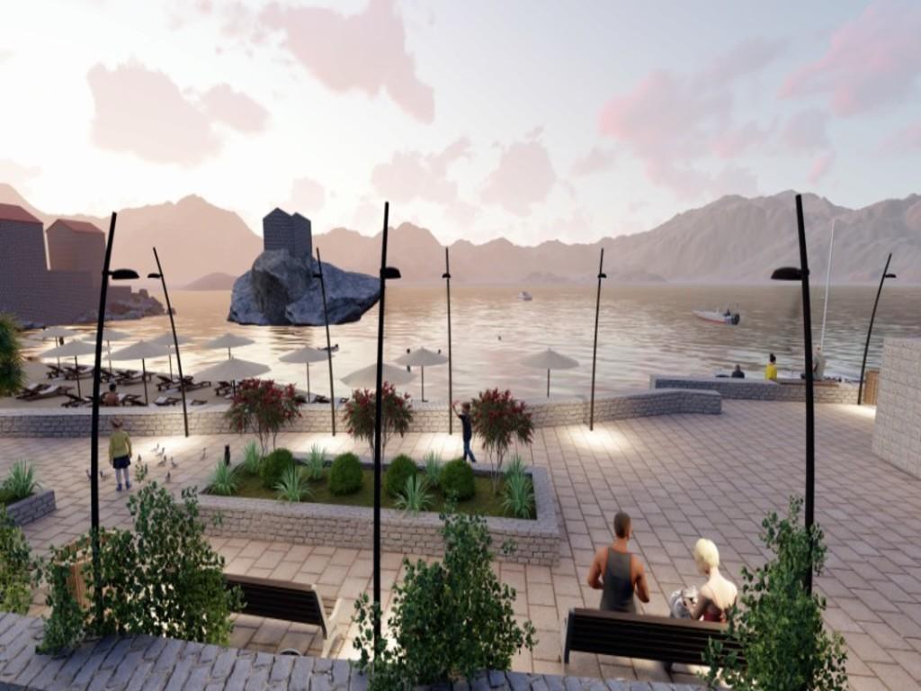 U rekonstrukciju i izgradnju šetališta od Ulcinja do Herceg Novog biće uloženo oko 5 mil EUR