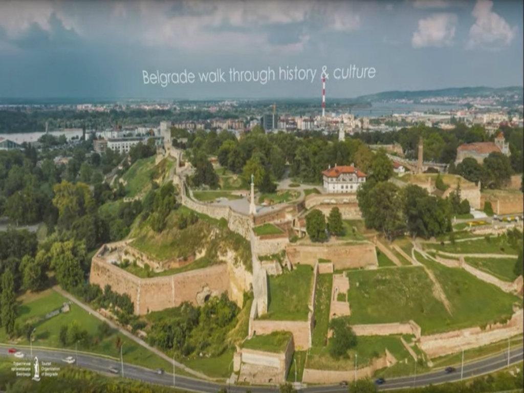 Šetnja kroz Beograd - Predstavljen novi promotivni film o prestonici (VIDEO)