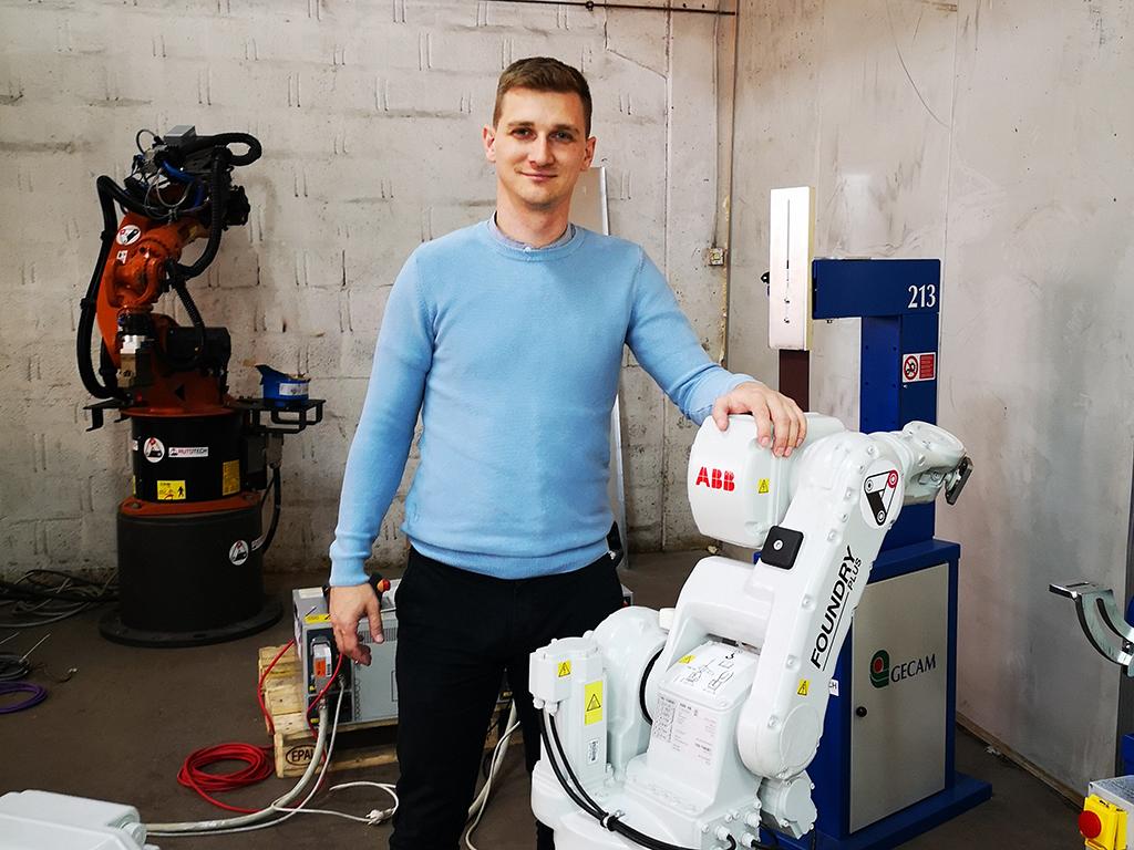 Seudin Softić, direktor slovenačke firme Autotech - Dovodimo automatizaciju i robotizaciju u BiH