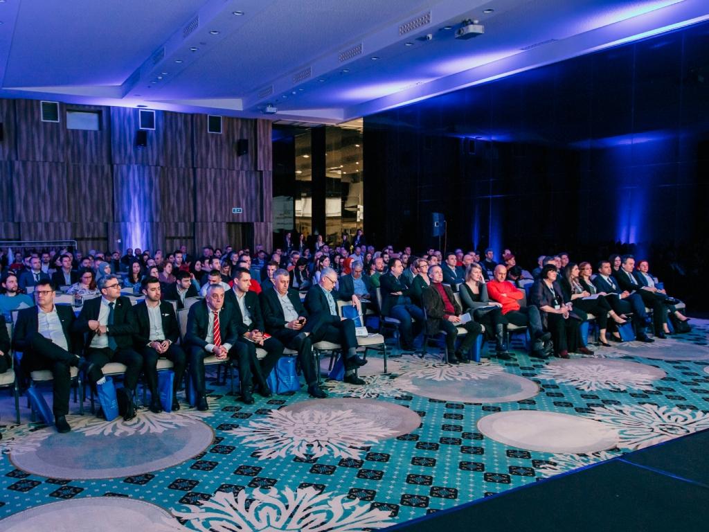 """Uspješno završena konferencija """"Sfera 2020:Otvori u građevinastvu""""(FOTO)"""