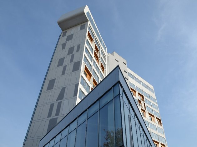 Hotel Sheraton u Novom Sadu