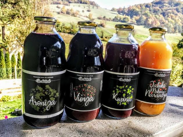 Tradicionalni sokovi sa bratunačkih i visočkih plantaža oduševili kupce - Sherbetlook širi paletu proizvoda i prodajnu mrežu